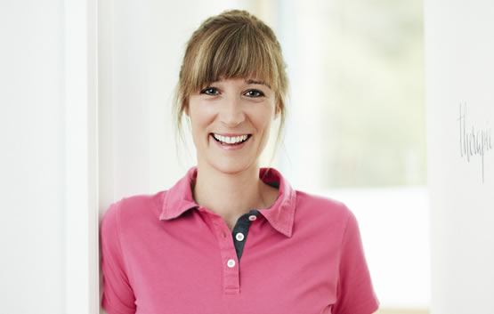 Silvia Moosbrugger - Physiotherapeutin